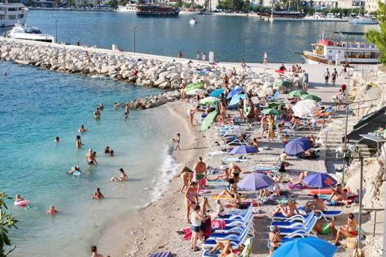 Hrvati so se v začetku avgusta približali turističnemu rekordu