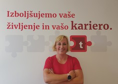 Alenka Kraljič, direktorica operativnega poslovanja podjetja Trenkwalder, ponudi jasne nasvete za delodajalce, zaposlene in iskalce zaposlitve