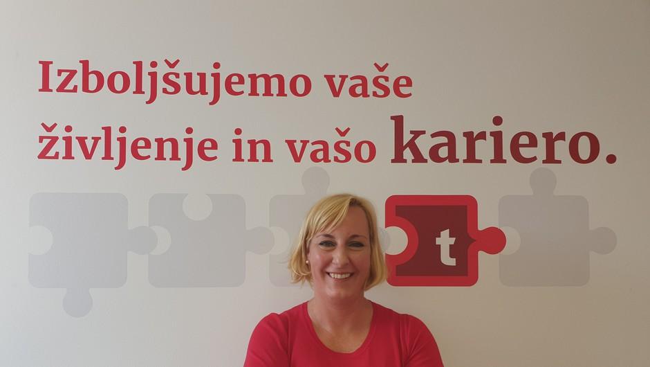 Alenka Kraljič, direktorica operativnega poslovanja podjetja Trenkwalder, ponudi jasne nasvete za delodajalce, zaposlene in iskalce zaposlitve (foto: osebni arhiv)