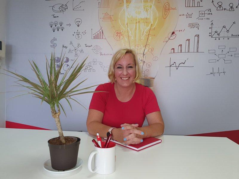 Alenka Kraljič, psihologinja in direktorica operativnega poslovanja podjetja Trenkwalder