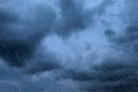V noči na torek bodo lahko nastajale močnejše nevihte