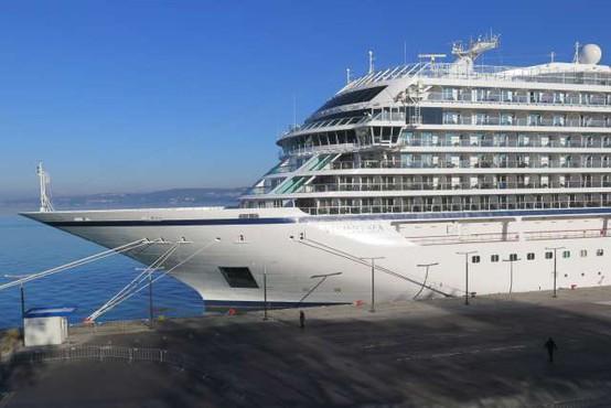 V petek bo Koper obiskala prva potniška ladja po letu 2019