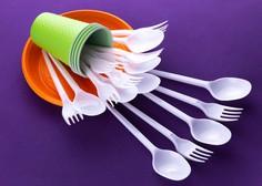 Vlada izdala uredbo o prepovedi dajanja plastičnih proizvodov za enkratno uporabo na trg