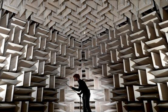 Kaj je doživljal YouTube zvezdnik med preživljanjem rekordno dolgega časa v najbolj tihi sobi na svetu