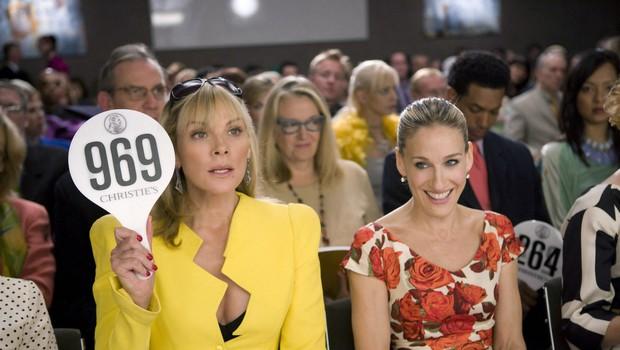 Smo zaradi serij in filmov seksualizirali poslovni stil oblačenja žensk? (foto: Profimedia)