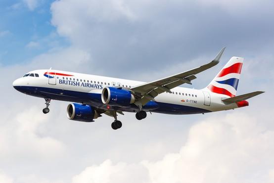 British Airways znova vzpostavil lete med Ljubljano in Londonom