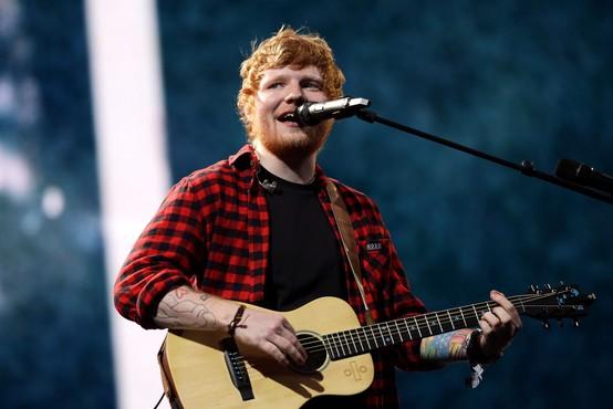 Ed Sheeran jeseni z novim albumom o odraščanju