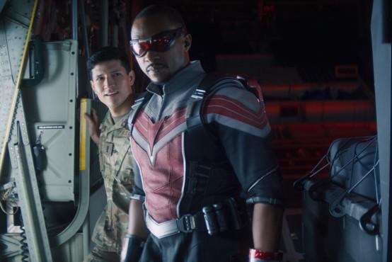 Anthony Mackie bo v prihajajočem filmu Stotnik Amerika 4 prevzel osrednjo vlogo