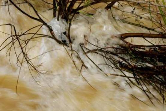 Podnebne spremembe povečujejo možnost močnih padavin in posledično poplav