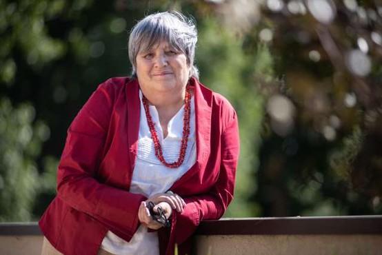 Ana Luisa Amaral: To je čas svobode in čas grozljive, neizrekljive krutosti