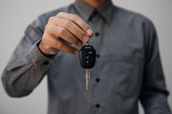 Izgubljeni avtomobilski ključi (ali zakaj gre imeti vsaj enega vedno v rezervi)