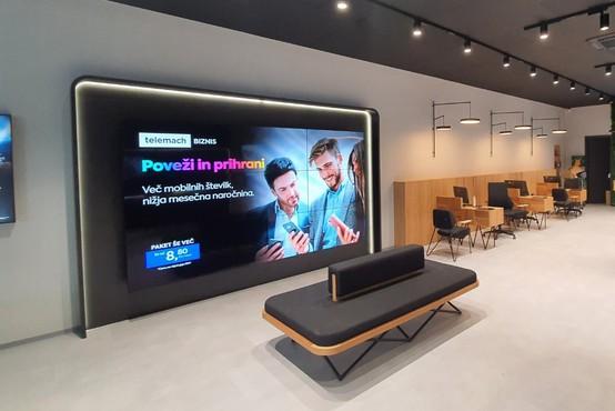 Telemachove poslovalnice odslej v novi podobi za še boljšo uporabniško izkušnjo