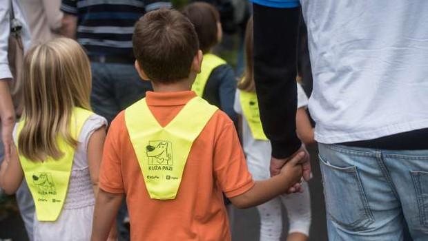 Odloženi vpis prvošolčkov v zadnjih desetih letih več kot podvojen (foto: Bor Slana/STA)