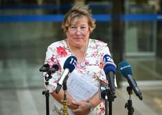 Lejko Zupančeva: Med hospitaliziranimi malo cepljenih, večina s pridruženimi boleznimi