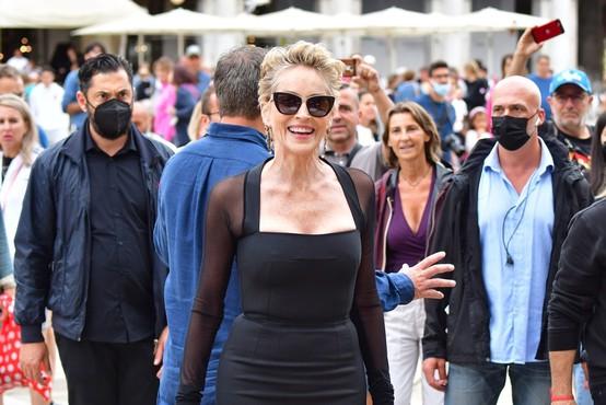 Sharon Stone bodo na filmskem festivalu v Zürichu počastili z nagrado zlata ikona