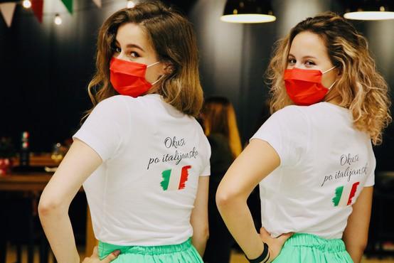 Kaj pa, če si avtentične italijanske okuse pričarate kar v domači kuhinji?