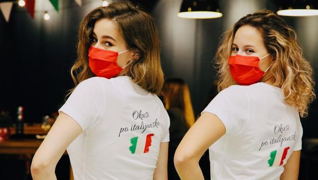 Kaj pa, če si avtentične italijanske okuse pričarate kar v domači kuhinji? (foto: Aleksandra Saša Prelesnik)