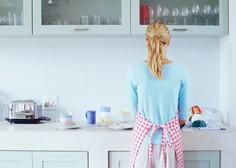So v današnjem času gospodinjska opravila še vedno spolno identificirana?
