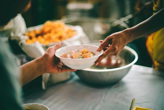 Obroki polni ljubezni bodo prihodnji mesec postreženi varovancem društva Humanitarček