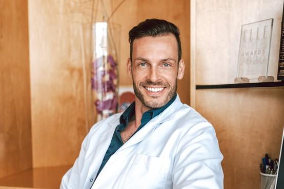 Estetski kirurg Igor Višnjar o tem, da zna biti boleče iskren, vendar ljudje to cenijo in razumejo