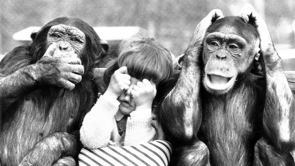 Tajenje kot psihološka obramba (zanikanja neprijetnih doživetij) (foto: profimedia)