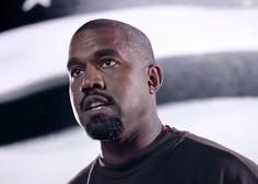 Kanye West zopet presenetil - spremeniti si želi svoje ime