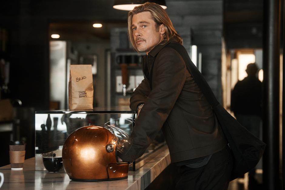 Kakšno kavo pije Brad Pitt in kako je videti njegov običajen dan (foto: De'Longhi)