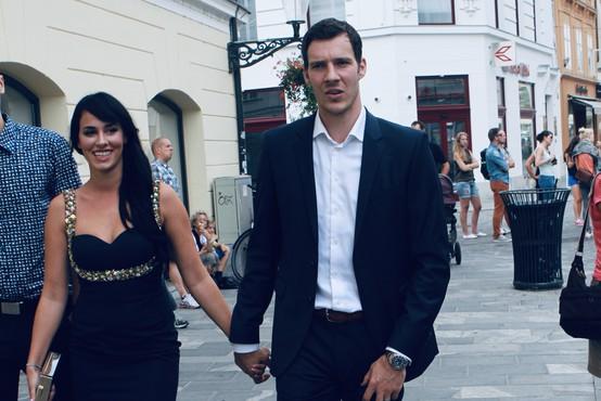 Goran in Maja Dragić se po osmih letih ločujeta – vse kar morate vedeti