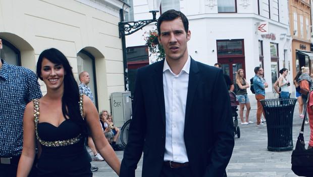 Goran in Maja Dragić se po osmih letih ločujeta – vse kar morate vedeti (foto: Goran Antley)