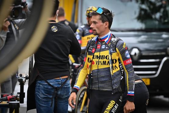 Primož Roglič po 19. etapi še dan bližje tretji zaporedni zmagi na španski pentlji