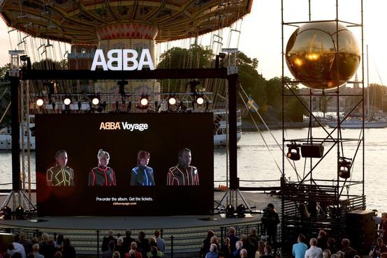 Skupina Abba po skoraj 40 letih z novim albumom in koncertom v Londonu