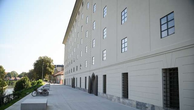 Galerija Cukrarna naj bi postala nova platforma za razvoj sodobne umetnosti (foto: STA/Nebojša Tejić)