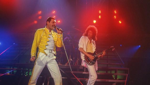 Na današnji dan se je pred 75 leti rodil pevec skupine Queen Freddie Mercury (foto: profimedia)