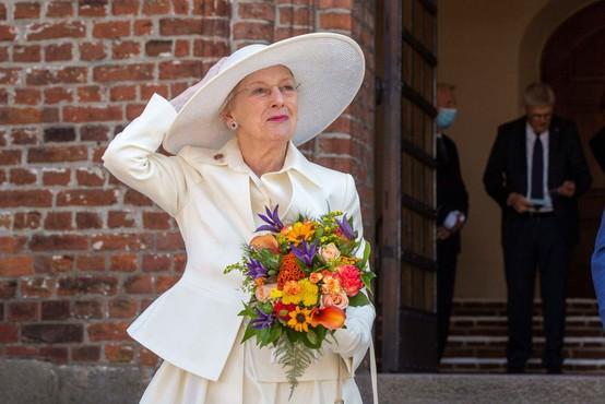 Danska kraljica Margareta II. sooblikovalka pri Netflixovi filmski produkciji