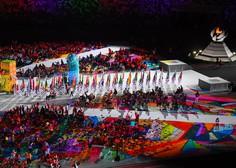 Ugasnil olimpijski ogenj na paraolimpijskih igrah v Tokiu