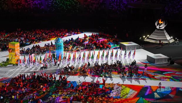 Ugasnil olimpijski ogenj na paraolimpijskih igrah v Tokiu (foto: profimedia)