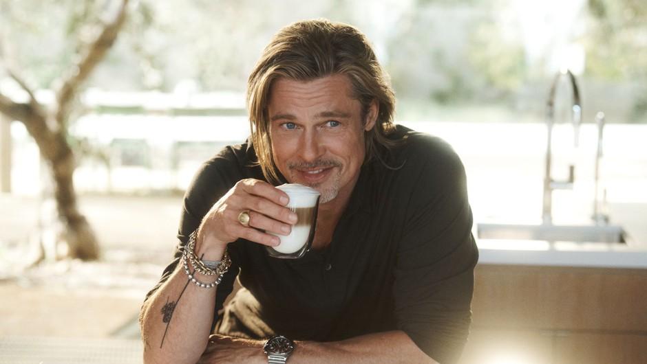 Kaj imamo skupnega običajni ljudje in z oskarjem nagrajeni Brad Pitt? Tole ... (foto: Promocijsko gradivo)