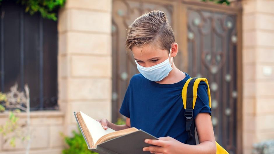 V vzgoji in izobraževanju aktivnih 137 okužb, v karanteni 663 učencev in 34 oddelkov (foto: Profimedia)