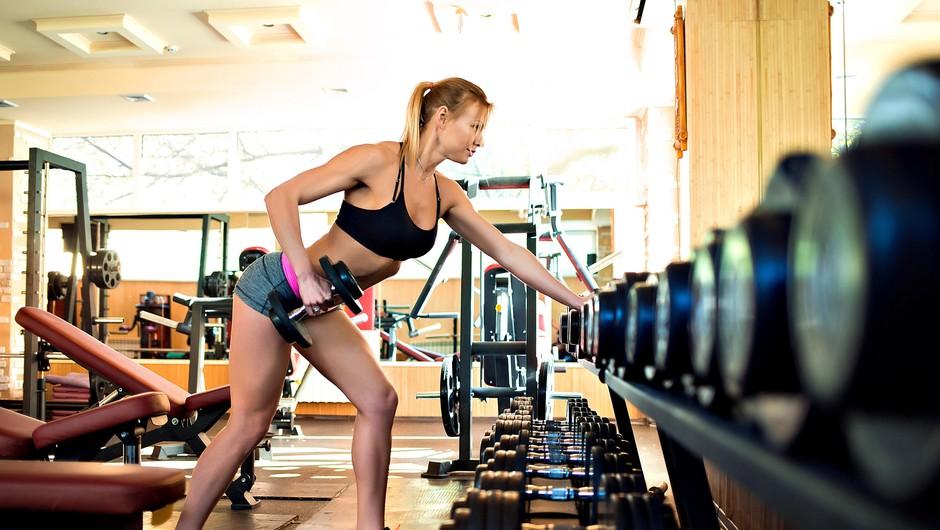 Obisk fitnesa je lahko prava grozljivka - s pomočjo naslednjih trikov boste premagali strah (foto: Profimedia)