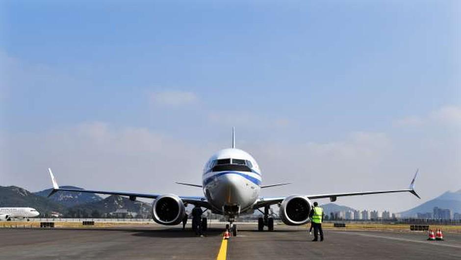 Delničarji Boeinga lahko zaradi nesreč letal 737 max tožijo vodstvo podjetja (foto: XinhuaSTA)