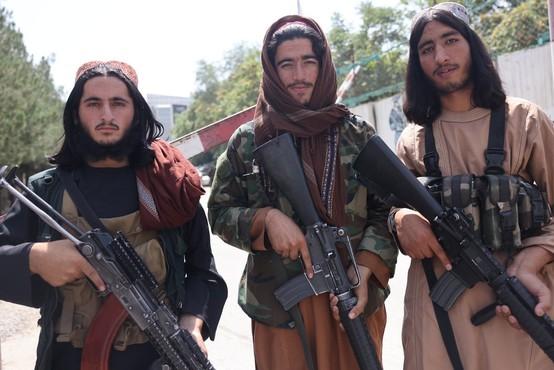 Minister za notranje zadeve nove talibanske vlade je na listi iskanih teroristov