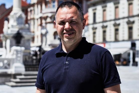 Direktor Zavoda za turizem Maribor Jure Struc o mariborskemu turizmu po koronakrizi in kaj počne, ko ni v vlogi direktorja