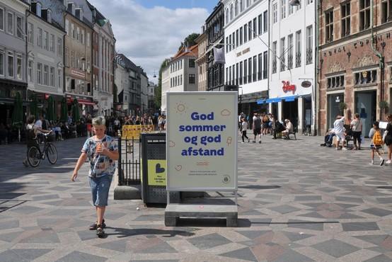 Na Danskem covid-19 ni več označen kot bolezen, ki ogroža družbo