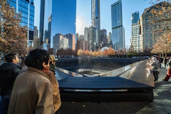 V ZDA slovesnosti v spomin na žrtve terorističnega napada pred 20 leti