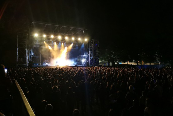 Na Danskem koncert s 50 tisoč udeleženci brez mask