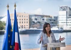 Pariška županja Anne Hidalgo napovedala tekmo za francosko predsednico