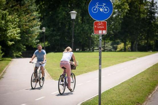 Evropska sredstva za skoraj 230 kilometrov kolesarskih povezav po Sloveniji