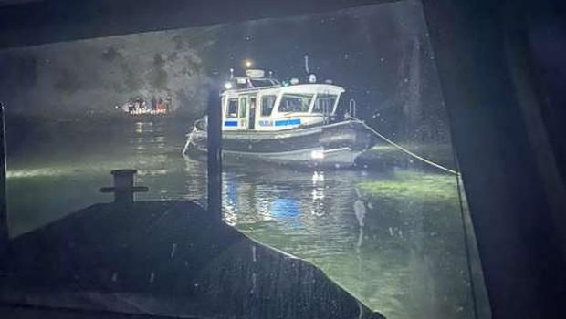 Moškega rešili po padcu s Strunjanskega klifa (foto: PU Koper)