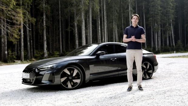 Prihaja Avto Magazin TV: testi novih avtomobilov odslej tudi v videu! (foto: Nik Gradišnik)