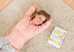 Kako določiti pravo velikost preproge za dnevno sobo?